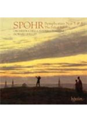 Spohr: Symphonies Nos 3 & 6 (Music CD)