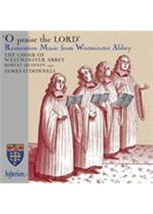 O Praise the Lord (Music CD)