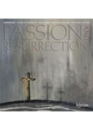 Esenvalds: Passion and Resurrection (Music CD)