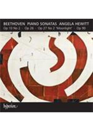 Beethoven: Piano Sonatas, Vol 3 (Music CD)