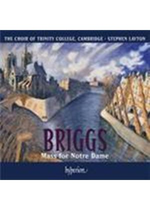Briggs, D: Mass for Notre Dame (Music CD)
