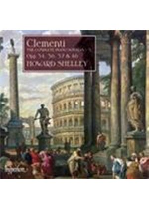 Clementi: Piano Sonatas, Vol 5 (Music CD)