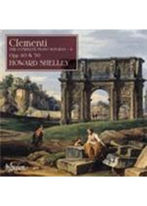 Clementi: Piano Sonatas, Vol 6 (Music CD)