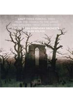 Liszt: Funeral Odes (Music CD)