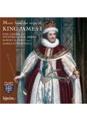 Works from the Reign of King James I (Music CD)