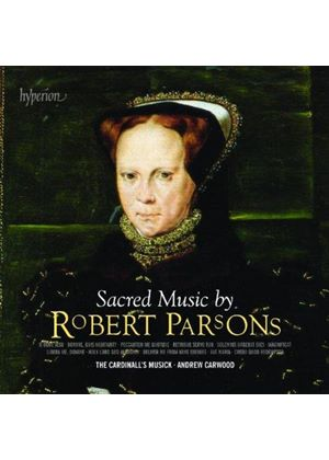 Robert Parsons: Sacred Music (Music CD)
