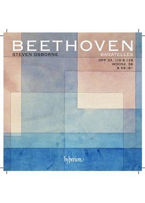 Beethoven: Bagatelles (Music CD)