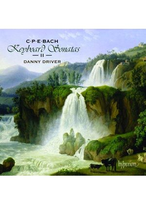 C.P.E. Bach: Keyboard Sonatas, Vol. 2 (Music CD)