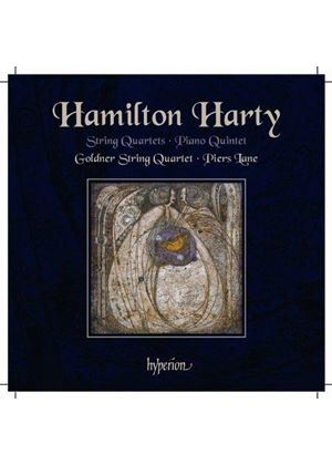 Hamilton Harty: String Quartets; Piano Quintet (Music CD)