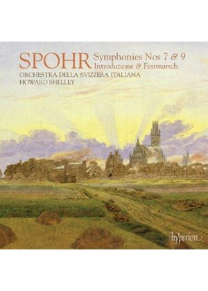 Louis Spohr: Symphonies Nos. 7 & 9 (Music CD)