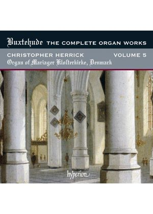 Buxtehude: The Complete Organ Works, Vol. 5 (Music CD)