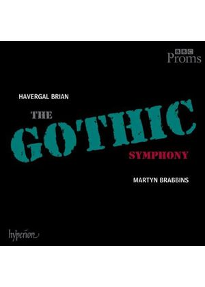 "Brian: Symphony No. 1 ""Gothic"" (Music CD)"