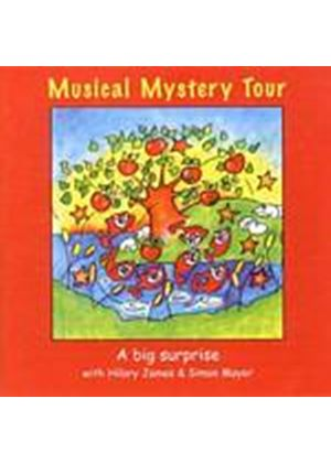 Hilary James And Simon Mayor - Musical Mystery Tour 3 - A Big Surprise (Music CD)