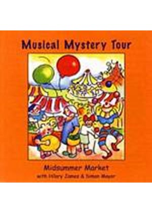 Hilary James And Simon Mayor - Musical Mystery Tour 5 - Midsummer Market (Music CD)