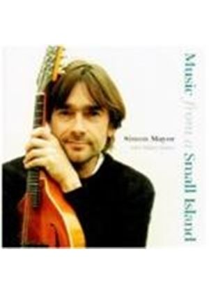 Simon Mayor - Music From A Small Island (Music CD)