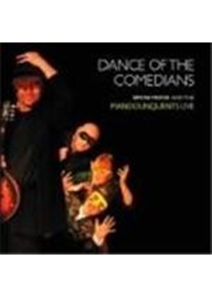 Simon Mayor/The Mandolinquets - Dance Of The Comedians (Music CD)
