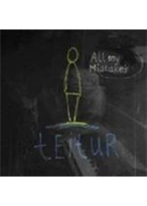 Teitur - All My Mistakes (Music CD)