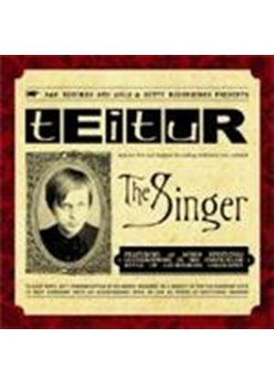 Teitur - Singer, The (Music CD)