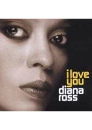 Diana Ross - I Love You (Music CD)