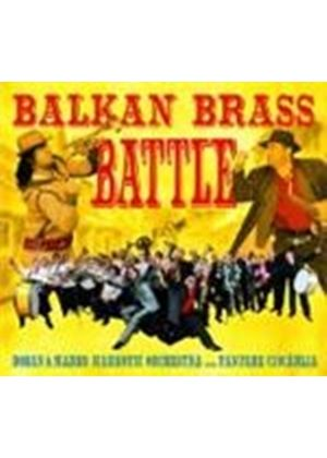 Boban I Marko Marcovic Orkestar - Balkan Brass Battle (Music CD)