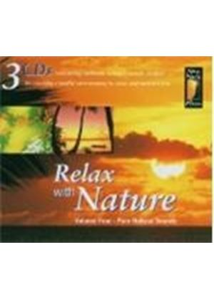 Natural Sounds - PURE NATURAL SOUNDS  3CD