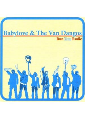 Babylove And Vandangos - Run Run Rudie (Music Cd)