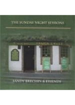 Sandy Brechin - Sunday Night Sessions, The (Music CD)