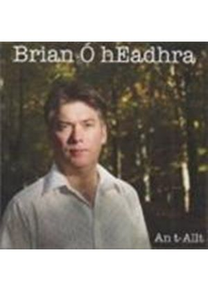 Brian O'Headhra - An T-Allt (Music CD)