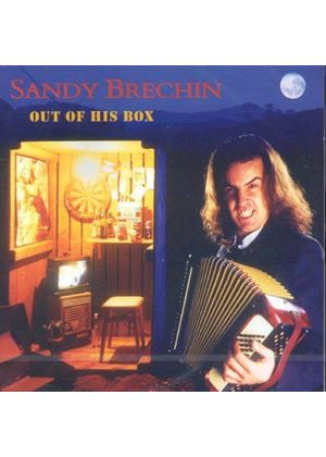 Sandy Brechin - Out of His Box (Music CD)