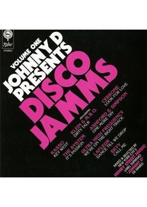 Various Artists - Johnny D Presents Disco Jamms, Vol. 1 (Music CD)