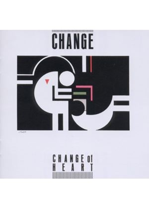 Change - Change of Heart (Music CD)