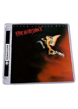 Peter Jacques Band - Fire Night Dance (Music CD)