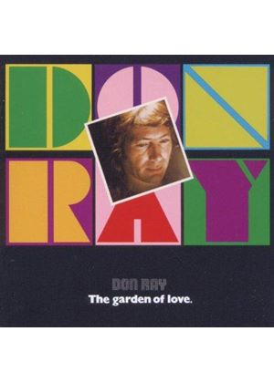 Don Ray - Garden of Love (Music CD)