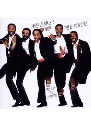 Harold Melvin - Talk It Up (Tell Everybody) (Music CD)