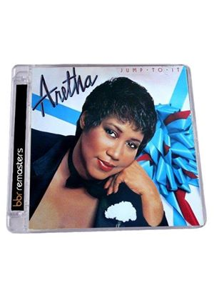 Aretha Franklin - Jump To It - Expanded Edition (Music CD)