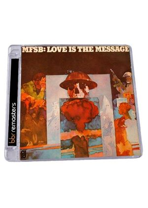 MFSB - Love Is the Message (Music CD)