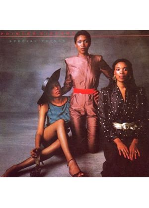 Pointer Sisters (The) - Special Things (Music CD)