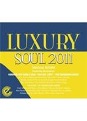 Various Artists - Luxury Soul 2011 (Music CD)