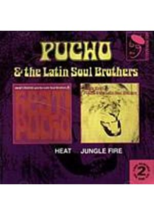 Pucho And His Latin Soul Brothers - Heat And Jungle Fire (Music CD)