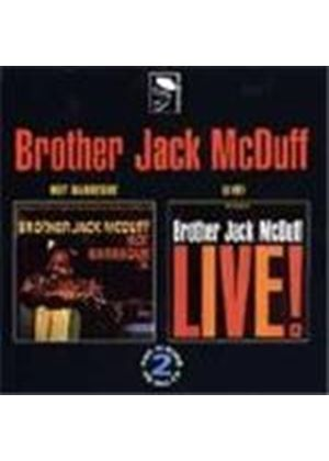 Brother Jack McDuff - Hot Barbeque/Live (At The Front Room)