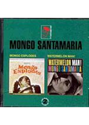 Mongo Santamaria - Mongo Explodes... (Music CD)