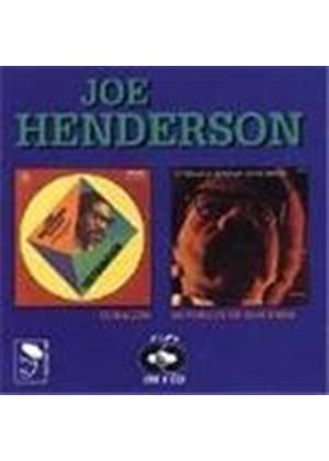 Joe Henderson - Tetragon/In Pursuit Of Blackness