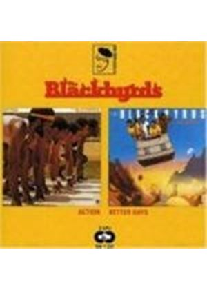 The Blackbyrds - Action Better Days (Music CD)