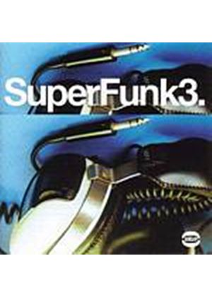 Various Artists - Super Funk 3 (Music CD)