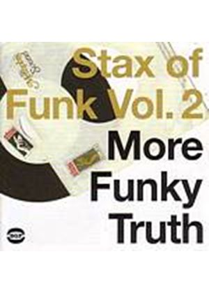 Various Artists - Stax Of Funk Vol. 2 (Music CD)