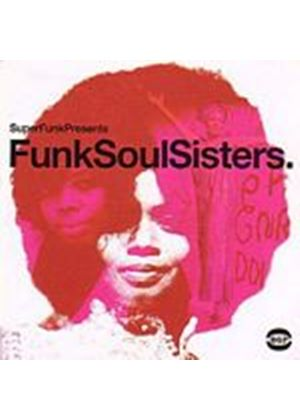 Various Artists - Funk Soul Sisters (Music CD)