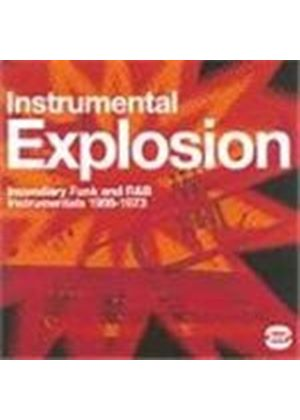 Various Artists - Instrumental Explosion (Incendiary Funk And R&B Instrumentals 1966-1973)