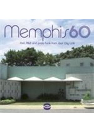 Various Artists - Memphis 60 (Soul, R&B And Proto Funk From Soul City USA) (Music CD)