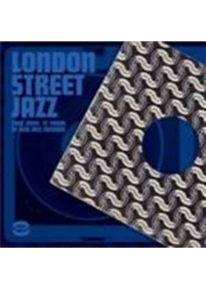 Various Artists - London Street Jazz (1988-2009 - 21 Years Of Acid Jazz Records) (Music CD)