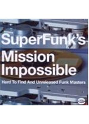 Various Artists - Super Funk's Mission Impossible (Music CD)
